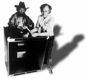 Ken & Kenton in 1978 Photo Shoot